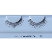 Wig America Premium False Eyelashes wig522, 5 Pairs