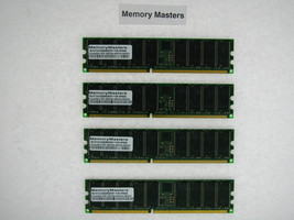 8GB  (4x2GB) PC2100 DDR-266 Registered Memory Kit for HP Integrity