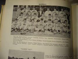1954 Union Endicott High School Yearbook - Thesaurus image 6