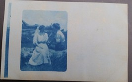 RPPC Tinted Moseley Family Photo Mississippi MS Miss c.1907 RPPC e - $6.76