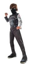 Costume Captain America Civil War Winter Soldier Child Costume Medium - $39.03
