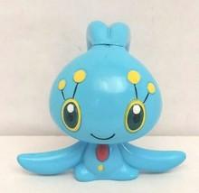 "Pokemon Nintendo TOMY 2006 Manaphy 1.25"" PVC Plastic Figure Used - $15.00"