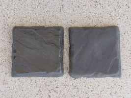 """15 - 6x6""""x1.5"""" Concrete Cobblestone Patio Paver Molds Make 100s for Pennies Each image 7"""