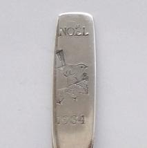 Collector Souvenir Spoon Noel 1984 Christmas Bird - $2.99