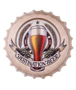 Europe 42cm Beer Cap Wall Hanging Decoration    YY51022 - $31.58