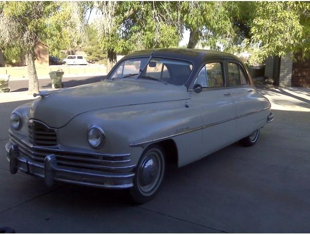 1950 Packard Clipper For Sale In Glendale, AZ 85308
