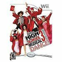 Disney Sing It: High School Musical 3 - Senior Year (Nintendo Wii, 2009) - $5.58