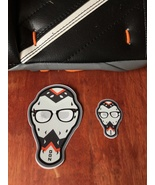 Goalie Gear Nerd Helmet Stickers - $3.50