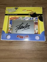 Etch A Sketch Stan Lee Excelsior! 60th Anniversary Limited Edition Marvel Comics - $18.51