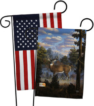 Morning Light - Impressions Decorative USA - Applique Garden Flags Pack - GP1100 - $30.97