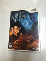 The Last Airbender ( Nintendo Wii) NEW SEALED PACKAGE - $13.00