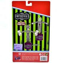 Beetlejuice Entertainment Earth SDCC Convention Exclusive Wooden Push Puppet image 3