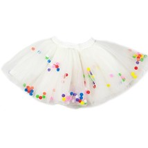 Moomintroll Baby Toddlers Girls Pettiskirt Dress 4 Super Soft Layers Rai... - $11.55