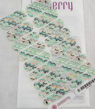 Jamberry Gelato 1K36 Nail Wrap  (Full Sheet ) - $15.14
