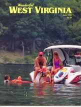 Wonderful West Virginia Magazine June 1996 Beautiful Photos & Great Stories - $5.99