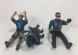 "Jurassic Park Dr Alan Grant 4.5""  Kenner 1993 Pack No Weapons w/ Security Guard - $9.89"