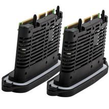 2 PCS Control TMS Module Unit Adaptive Headlight for BMW F07 F10 6311731... - $128.64