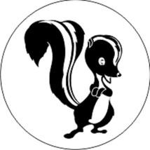 """Official USAF Skunkworks Decal 4"""" Wide x 4"""" High   - $11.87"""