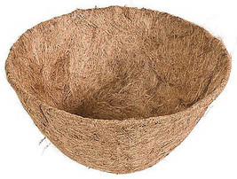 Coco Plant Liner, Round, 10 x 7-In. - ₹996.88 INR