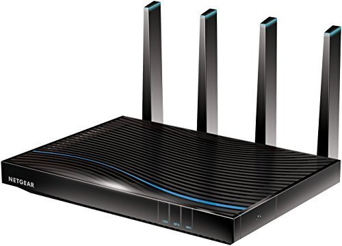NETGEAR Nighthawk X8 AC5300 Tri-Band Quad Stream WiFi Router