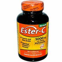 American Health Ester-C with Citrus Bioflavonoids 1,000 mg, 90 Capsules - $39.99