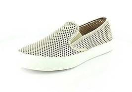 Sperry Top-Sider Seaside Perforated Sneaker, Platinum, 10 BM US - $48.64 CAD