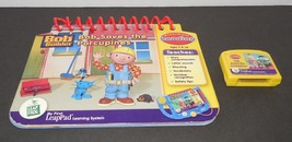Leap Frog My First LeaPad Bob The Builder Bob Saves the Porcupine Book C... - $14.00
