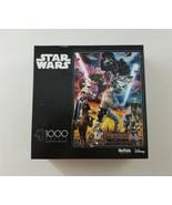 "Buffalo Games Star Wars 1000 Pc Jigsaw Puzzle ""I'm Full of Surprises"" NE... - $20.56"