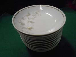 "Beautiful Noritake ""Belda"" Dinnerware Set Of 12 Berry Bowls - $30.90"