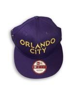 NWT New Orlando City SC New Era 9Fifty 20th Anniversary Snapback Purple ... - $20.16