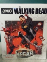 The Walking Dead Negan Resin Statue Unpainted Artist Proof - €265,43 EUR