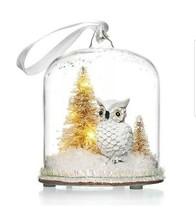Avon Woodlands Owl Light Up Ornament - $20.00