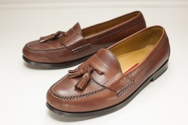 Cole Haan Size 10 Brown Tassel Loafers Men's Dress Shoes - $64.00