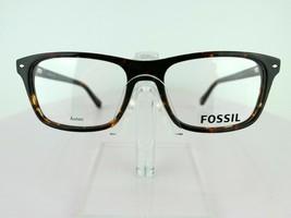 Fossil FOS 6086 (TLF) Havana 53 X 17 140 mm Eyeglass Frames - $47.96