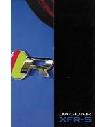 2014 Jaguar XFR-S sales brochure folder US 14 XF XFR - $10.00