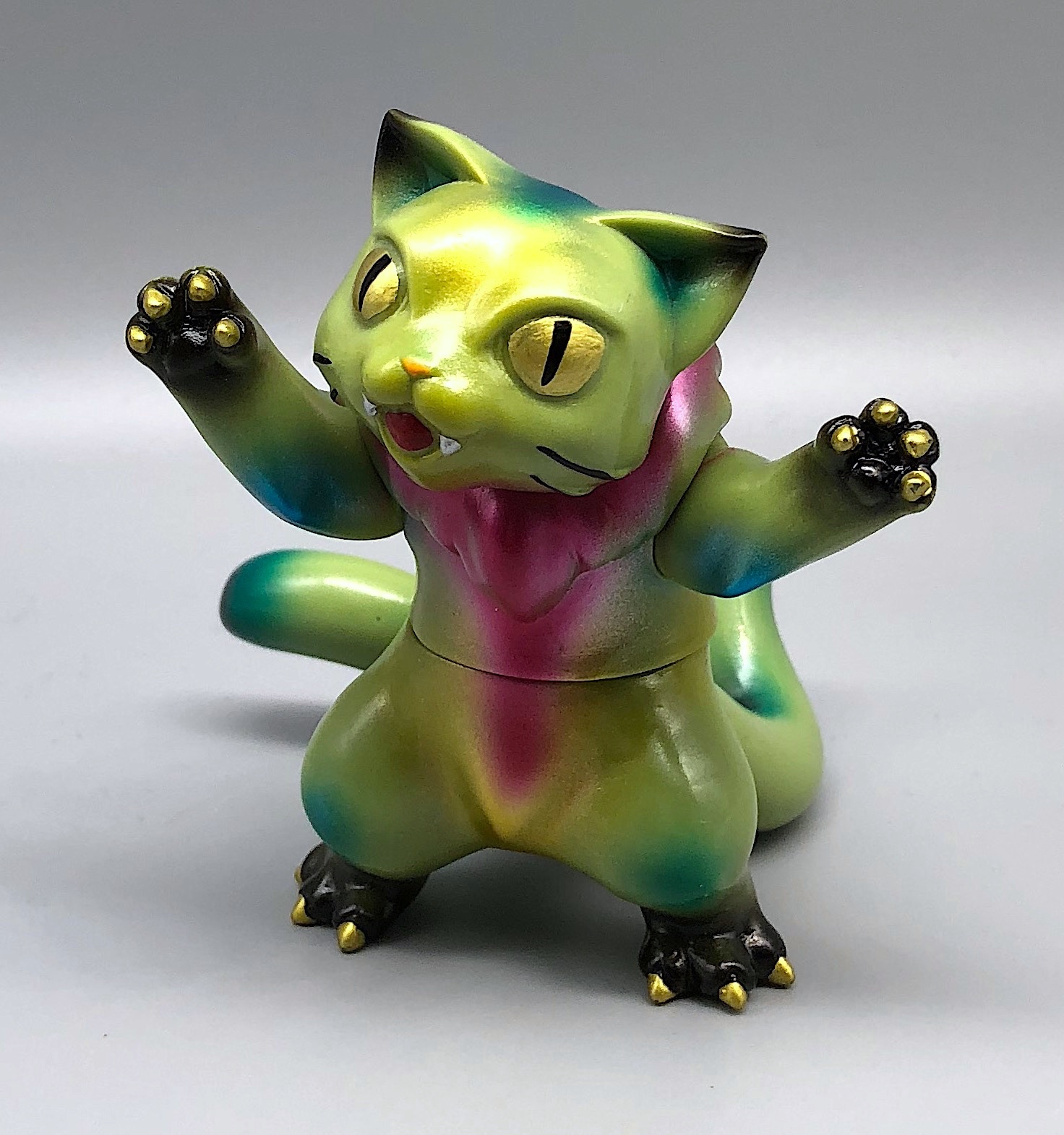 Max Toy Limited Green Metallic Negora
