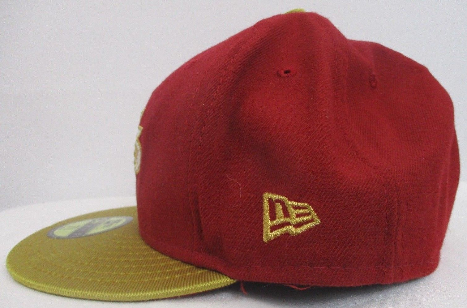 8353305461776 Philadelphia 76ers New Era 59FIFTY Fitted Hat - Size 7 5 8 Sixers Rare Hat