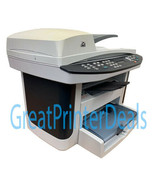 HP LaserJet M1522NF MFP Printer Nice Low Page Count w/ toner  CB534A - $199.99