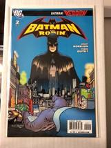 Batman and Robin #2 First Print - $12.00