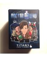 Doctor Who Titans Blue Strategist Dalek Vinyl Figure  New in Original Box - $7.91