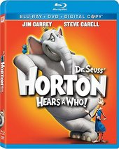 Horton Hears A Who (Blu-ray/DVD)