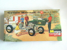 "FACTORY SEALED Green Hornet Ford ""T"" Show and Go Roadster by MONOGRAM #PC61 - $34.64"
