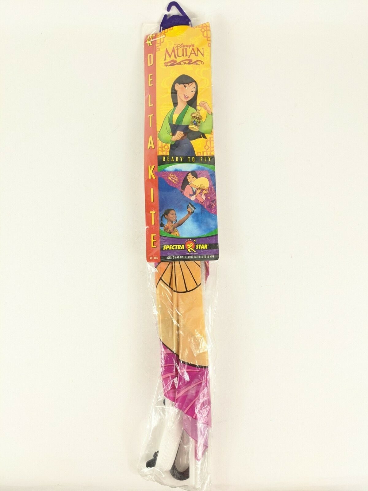 Mini Fairy Kite Brand New /& Sealed