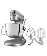 KitchenAid KL26M1XSL Professional 6-Qt. Bowl-Lift Stand Mixer - Silver (... - $425.00