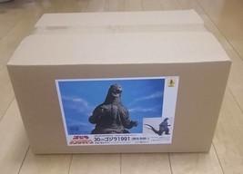 Yuji Sakai 30cm 1991 Godzilla vs King Ghidorah Unassembled Garage Kit fi... - $1,564.19