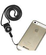 Amzer Detachable Phone Neck Lanyard - Black - $11.83