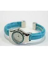 Avon Birthstone Cuff Watch December with Box 2005 - $11.69