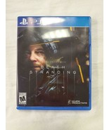 Death Stranding - (Sony Playstation 4, 2019) - A Hideo Kojima Video Game - $19.49