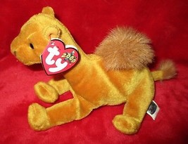 Ty Beanie Baby Niles The Camel 6th Generation Hang Tag  2000  - $5.93