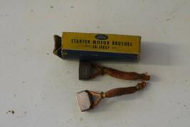 1928 1930 1932 1940 1948 1952 1954 1956 Ford Starter Brush Set 18-11057 NOS! - $14.24